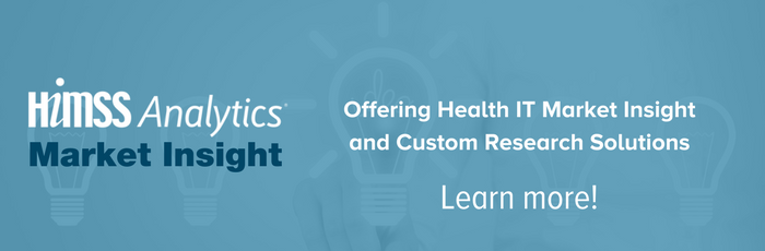 HIMSS Analytics Market Insight - Offering health IT market insight and custom research solutions - learn more!