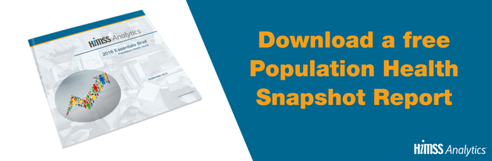 Get a free Population Health Snapshot Essentials Brief