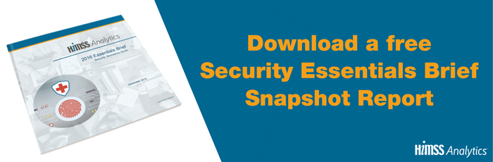 Get a free Security Essentials Brief Snapshot Report