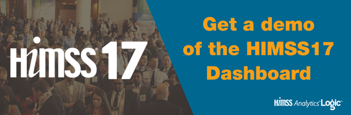 Get a demo of the HIMSS17 LOGIC Dashboard and see which organizations are buying