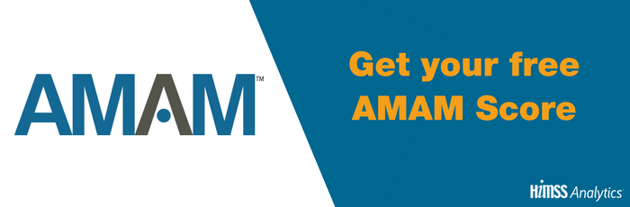 Get your free HIMSS Analytics AMAM Score