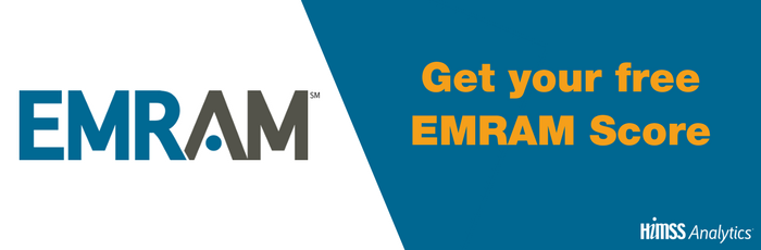 Get your free HIMSS Analytics EMRAM Score
