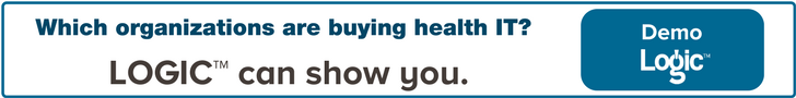 Which organizations are buying health IT? LOGIC™ can show you.